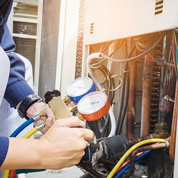 HVAC-Air Conditioning Systems Service Maintenance Services